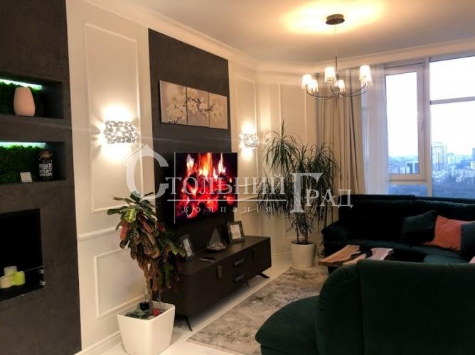 Продам 2-к квартиру 110 кв.м на 21-му поверсі в ЖК Шервуд - АН Стольний Град фото 7