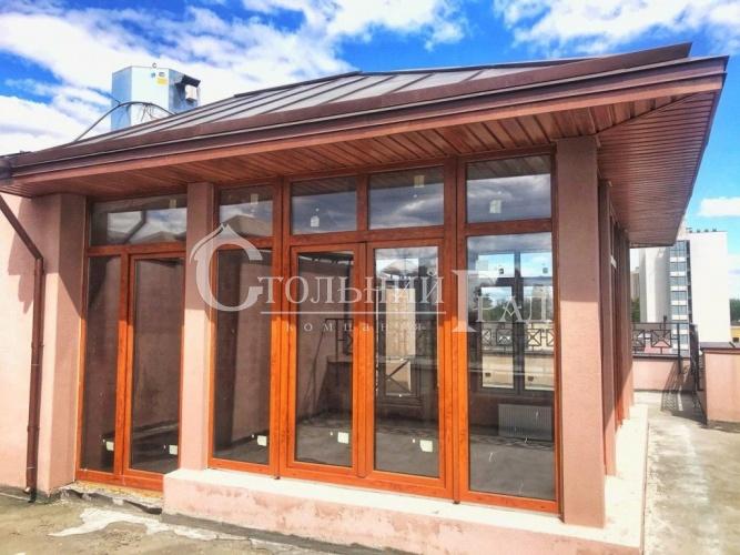 Продаж 3-х рівневої квартири з терасою в клубному будинку Тургенев - АН Стольний Град фото 10
