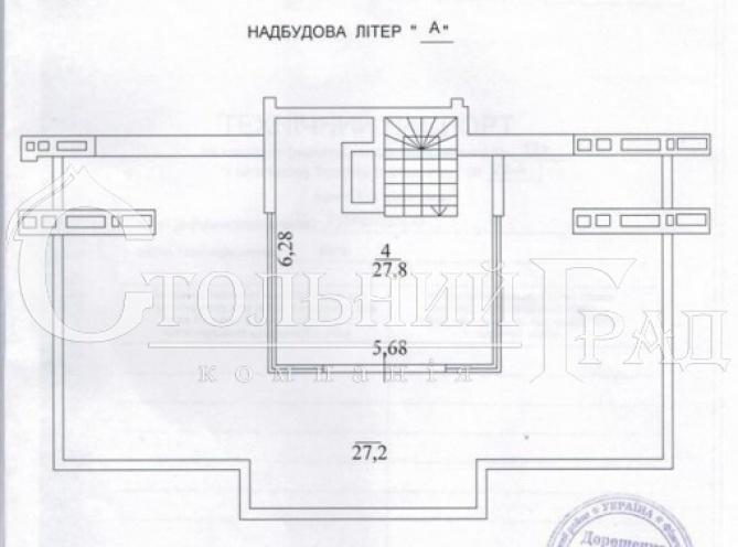 Продаж 3-х рівневої квартири з терасою в клубному будинку Тургенев - АН Стольний Град фото 18