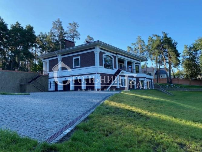 Продаж елітного особняка 1000 кв в Гостомелі Канадське село - АН Стольний Град фото 1