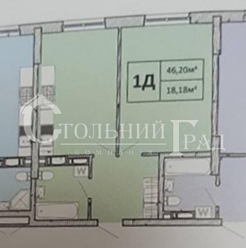 Продаж 1 кімнатної квартири в новому ЖК на Подолі - АН Стольний Град фото 6