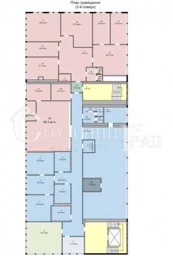 Оренда офісу 148 кв.м в бізнес центрі - АН Стольний Град фото 7