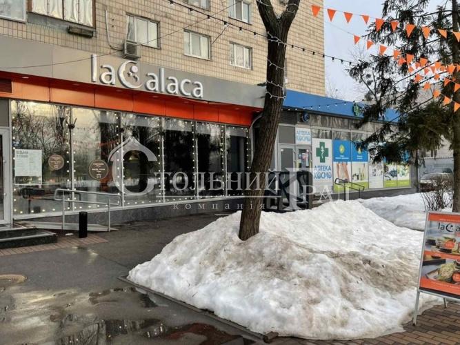 Оренда фасадного приміщення з вітринами 136 кв.м на Русанівці - АН Стольний Град фото 2