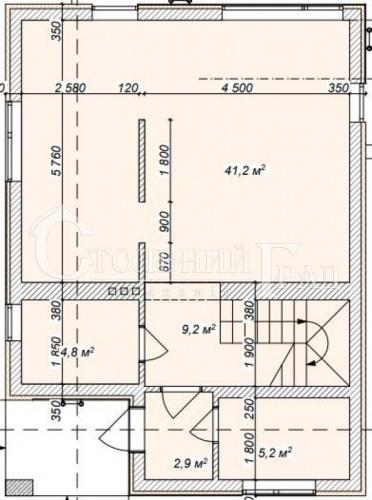Продаж будинку в котеджному містечку Денді - АН Стольний Град фото 16