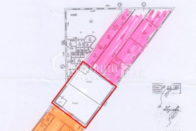 Оренда фасадного приміщення 60 кв.м на Харківському масиві - АН Стольний Град фото 3