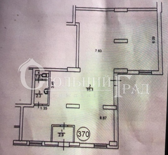 Продаж нежитлового приміщення 103 кв.м в ЖК Барвінок - АН Стольний Град фото 11