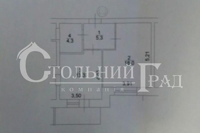 Продажа 1-до квартира 42 кв.м в ЖК Казка - АН Стольний Град фото 2