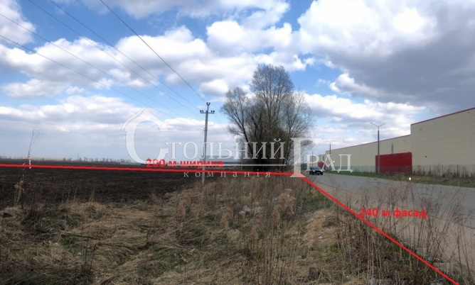 Продам ділянку промислового призначення 2.5 га в м Бориспіль - АН Стольний Град фото 6
