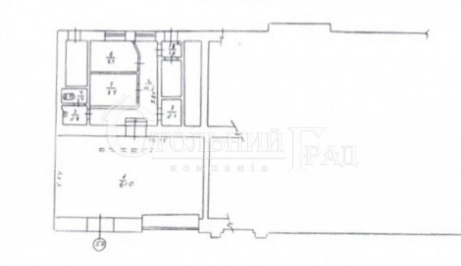 Оренда фасадного приміщення 94 кв.м на площі Льва Толстого - АН Стольний Град фото 5
