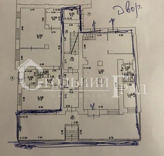 Оренда приміщення 334 кв.м в центрі міста - АН Стольний Град фото 5