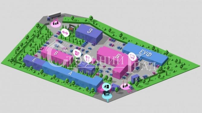 """Оренда офісу в стилі LOFT в діловому центрі """"Лагода"""" - АН Стольний Град фото 6"""