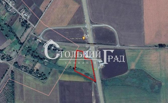 Продажа участка под АЗС по Одесской трассе - АН Стольный Град фото 2
