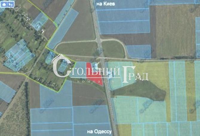 Продажа участка под АЗС по Одесской трассе - АН Стольный Град фото 3