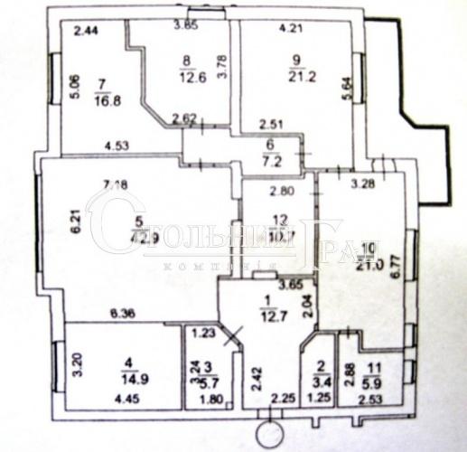 Продаж 5-к квартири в елітному новому будинку в самому центрі Києва - АН Стольний Град фото 23
