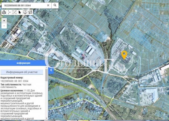 Продаж земельної ділянки промислового призначення 6.5 га - АН Стольний Град фото 24