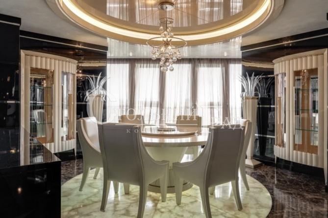 Продаж просторої 4-к квартири 205 кв.м в клубному будинку Діамант - АН Стольний Град фото 3