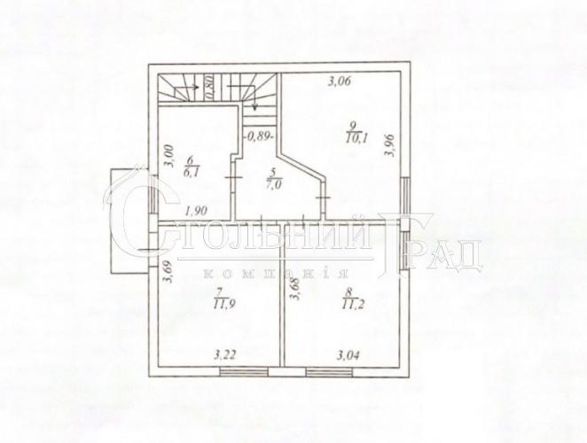 Продаж будинку в КГ Зелений Бульвар в Білогородці - АН Стольний Град фото 32
