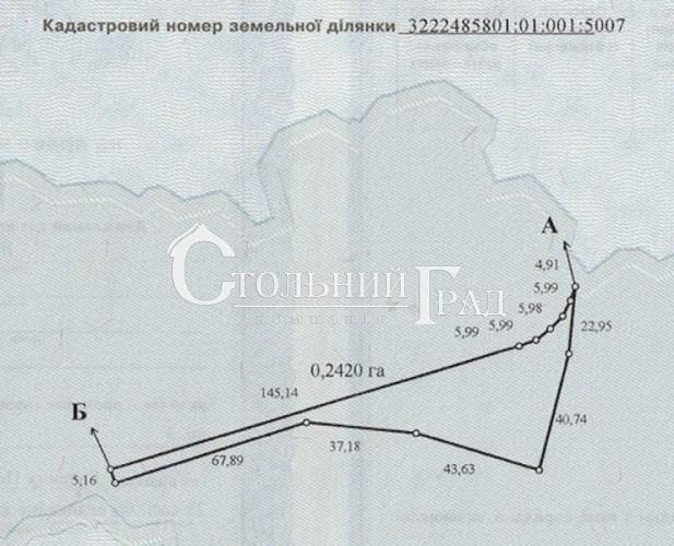Продаж ділянка 1 гектар під склад/виробництво - 6.2 км від Києва - АН Стольний Град фото 5