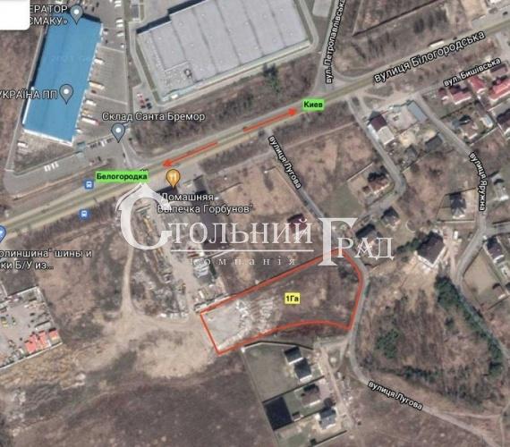 Продаж ділянка 1 гектар під склад/виробництво - 6.2 км від Києва - АН Стольний Град фото 1