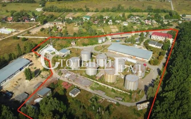 Продам майновий комплекс 5425 кв.м Білогородка - АН Стольний Град фото 1
