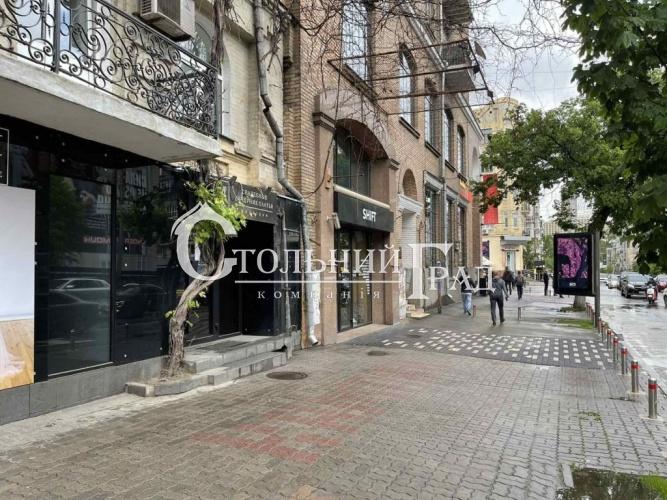 Оренда фасадного нежитлового приміщення 118 кв.м з вітринами в центрі - АН Стольний Град фото 2