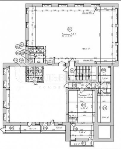 Оренда приміщення 1423 кв.м загального призначення на лівому березі - АН Стольний Град фото 3