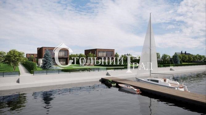 Продам будинок 220 кв.м на березі Дніпра в котеджному містечку Хутір Русин - АН Стольний Град фото 7