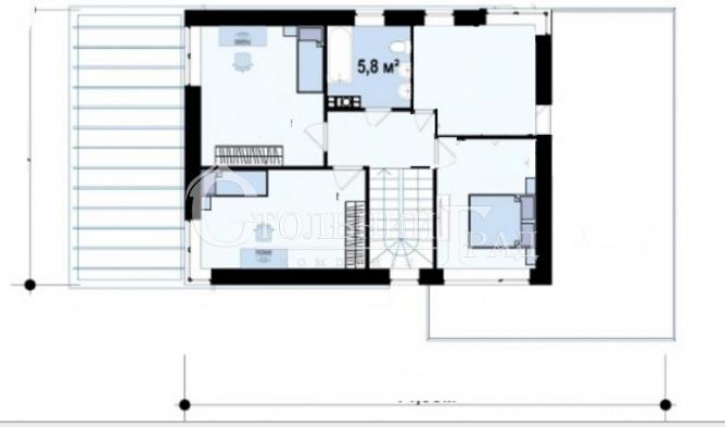Продаж нового будинку 220 кв.м поруч з озером в Вишеньках - АН Стольний Град фото 3