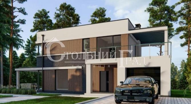 Продаж нового будинку 220 кв.м поруч з озером в Вишеньках - АН Стольний Град фото 2