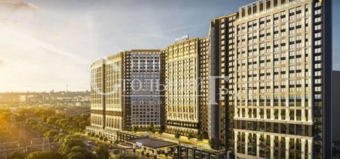 Продам 2 до квартиру 64.48м2 в комплексі комфорт + ЖК POLARIS на Мінському масиві - АН Стольний Град фото 1