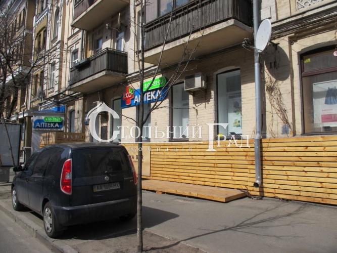 Оренда фасадного приміщення 80 кв.м в центрі - АН Стольний Град фото 1