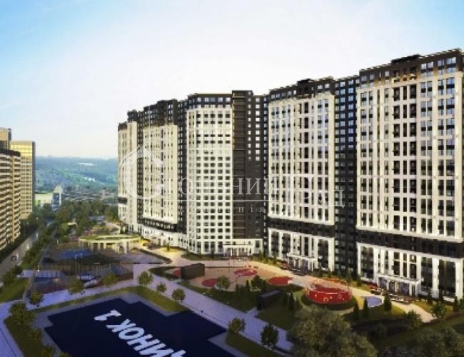 Продам 1-к квартиру 43 м2 на Мінському масиві ЖК POLARIS - АН Стольний Град фото 12