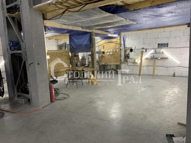Оренда приміщення 520 кв.м під автосервіс, склад або виробництво - АН Стольний Град фото 1