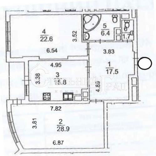 Продаж дуже просторій 2-к квартири в ЖК Смарагдовий - АН Стольний Град фото 10