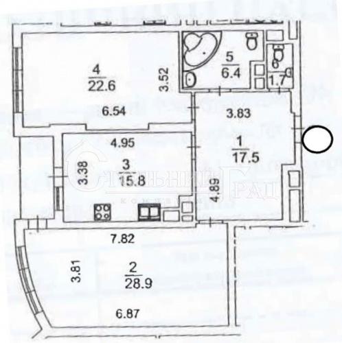 Продаж 2-к квартири поруч з парком в ЖК Смарагдовий - АН Стольний Град фото 11