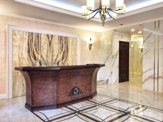 Продаж 4-к квартири в клубному будинку Тургенєв - АН Стольний Град фото 1