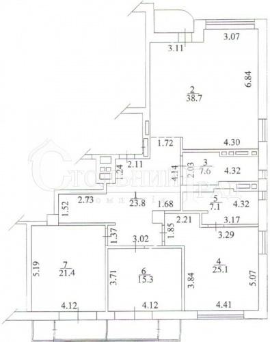 Продаж 4-к квартири в клубному будинку Тургенєв - АН Стольний Град фото 3