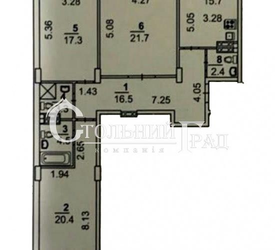 Продаж 3-к квартиру 105 кв.м в ЖК Звіринецький - АН Стольний Град фото 18