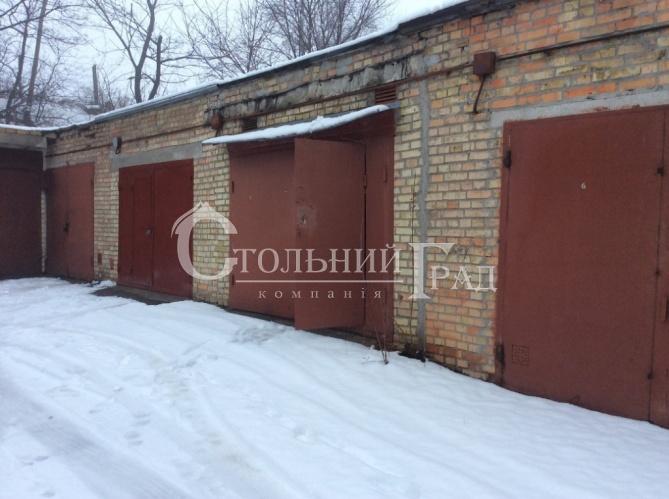 Продам теплый гараж на Печерске площадь Славы - АН Стольный Град фото 4