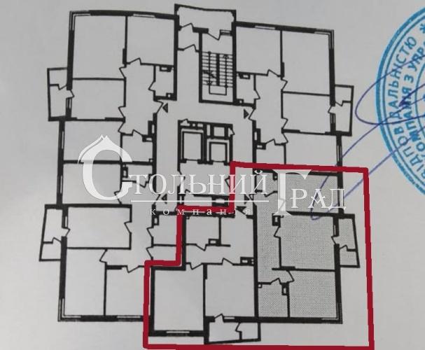 Продам 4-к квартиру 127 кв.м в новому ЖК Сирецькі сади - АН Стольний Град фото 2