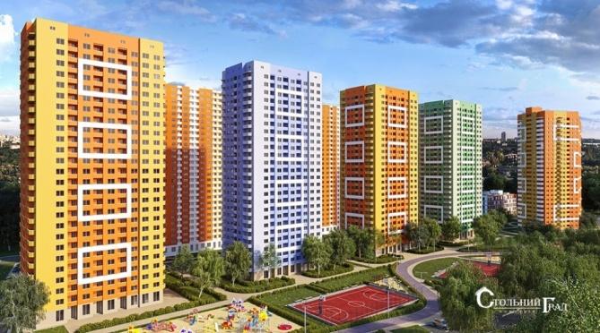 Продаж 1-к квартири в ЖК Оранж-Сіті - АН Стольний Град фото 3