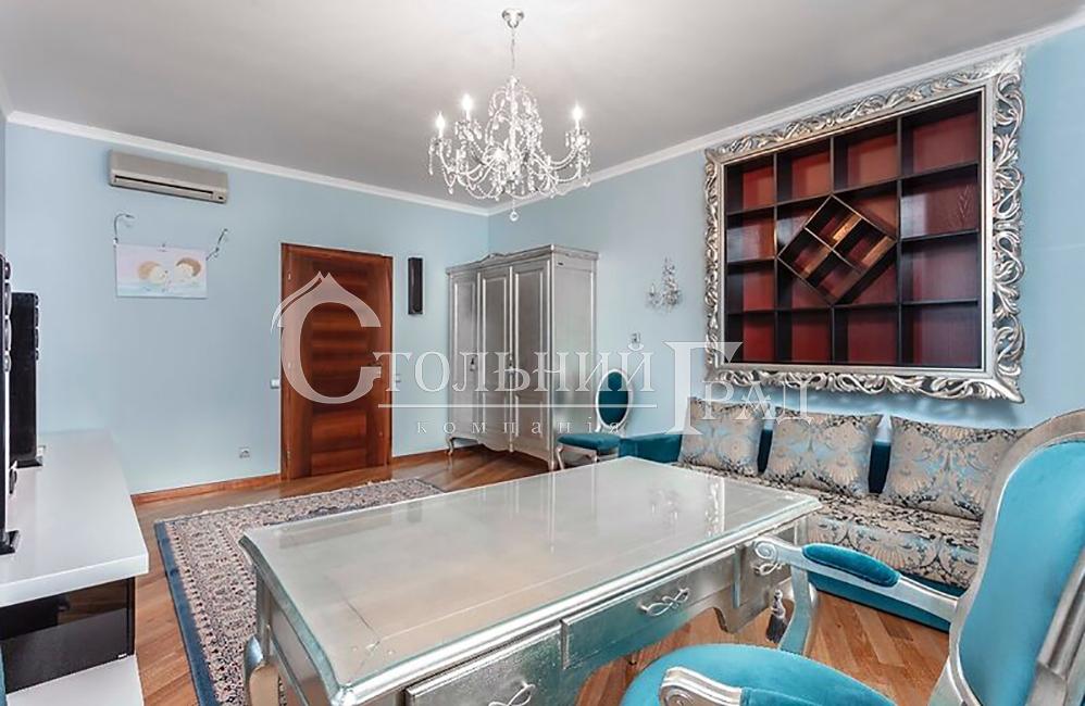 Продаж 3-к квартири 160 кв.м в клубному будинку в центрі Києва - АН Стольний Град фото 1