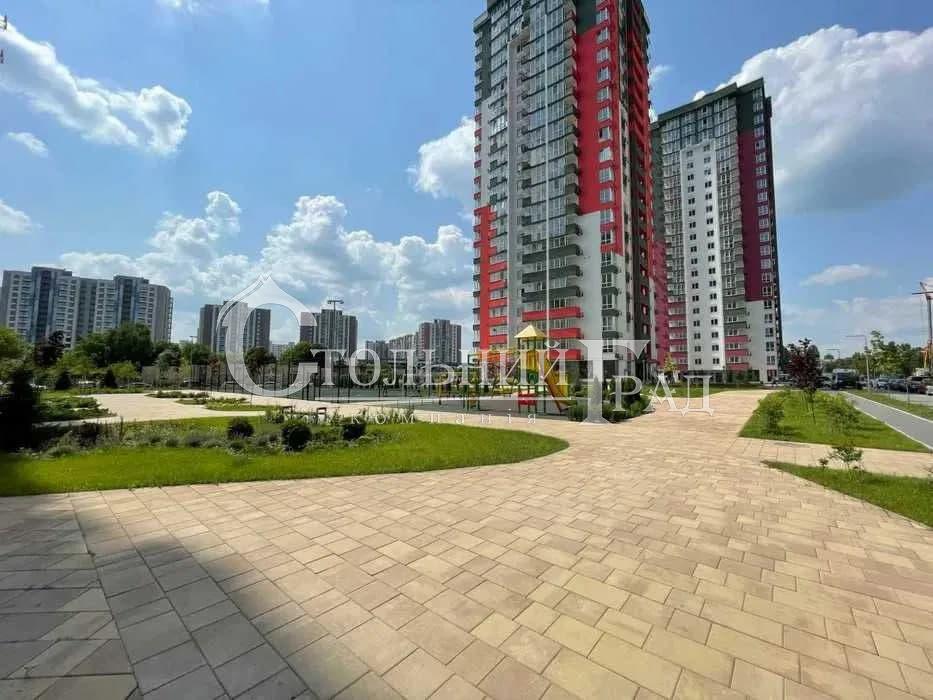 Продаж 2-к видової квартири 74 кв.м в новому ЖК Сирецькі сади - АН Стольний Град фото 2