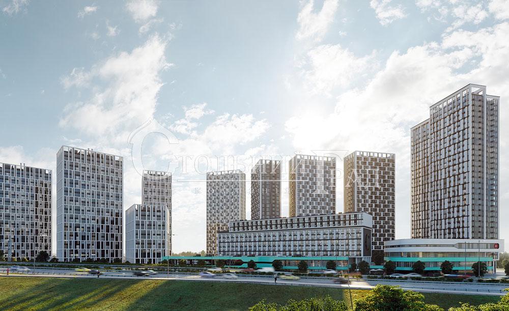 Продажа 3-к квартиры в новом ЖК Славутич - АН Стольный Град фото 4