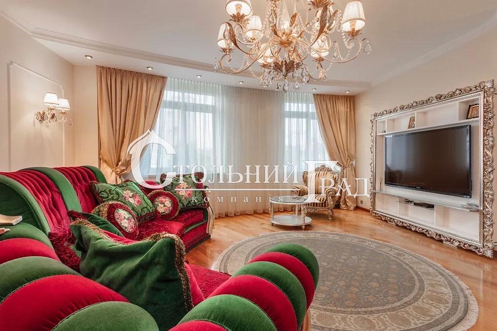 Продаж 3-к квартири 160 кв.м в клубному будинку в центрі Києва - АН Стольний Град фото 4