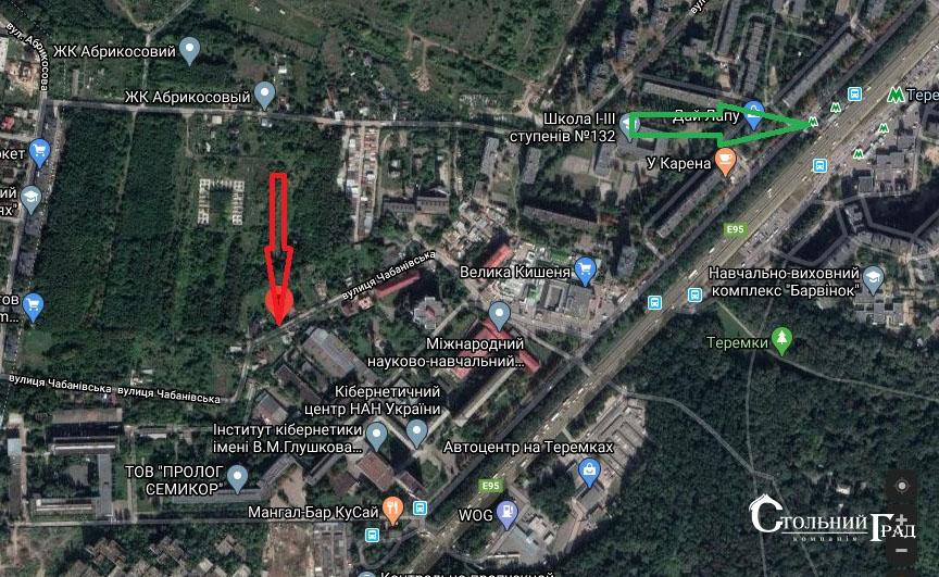 Продам участок возле метро Теремки - АН Стольный Град фото 3