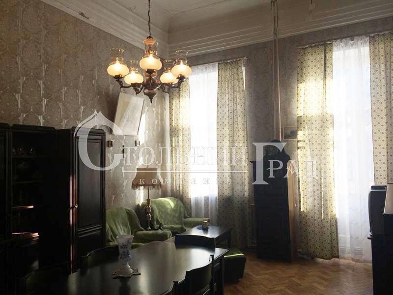 Продаж 3-к квартири 123 кв.м в статусному будинку в самому центрі Києва - АН Стольний Град фото 4