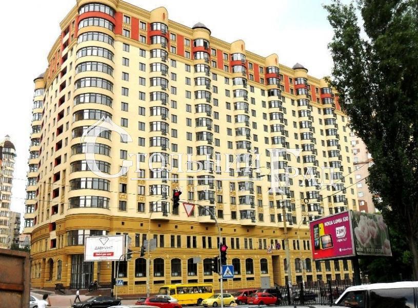 Оренда 1-к квартири 54 кв.м в новому будинку на Лук'янівці - АН Стольний Град фото 1