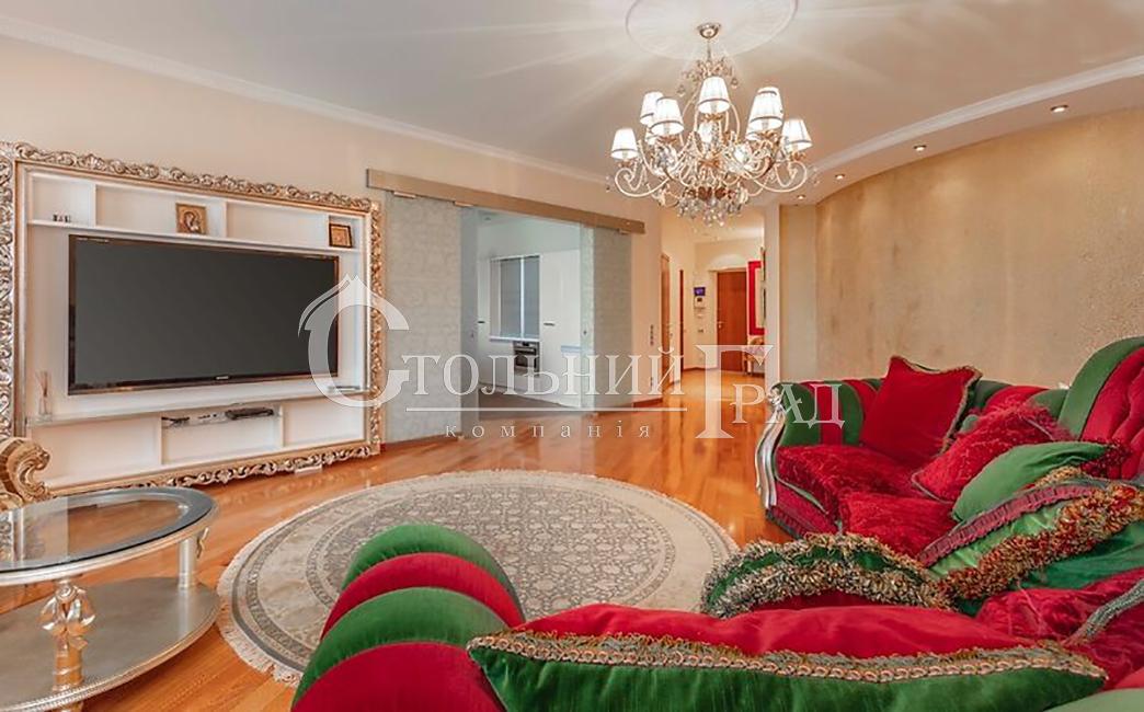 Продаж 3-к квартири 160 кв.м в клубному будинку в центрі Києва - АН Стольний Град фото 3